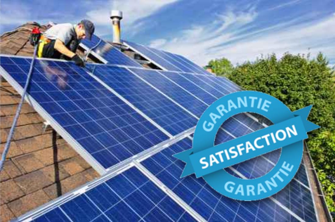urgence solaire garantie