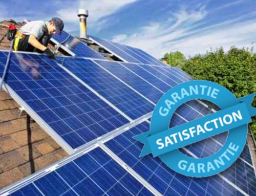 Quelles sont les garantie de votre installation solaire?