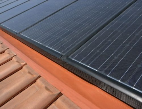 Le solin l'ennemi des installations photovoltaïques.